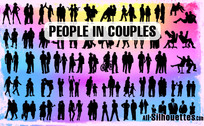 54 People in Couples