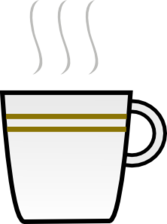 Another coffee cup