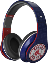 Boston Red Sox Beats by Dre PSD