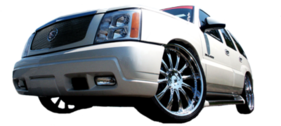 side escalade PSD
