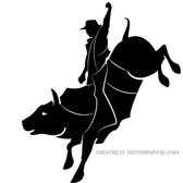 RODEO VECTOR IMAGE.eps