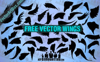 Free Vector Wings