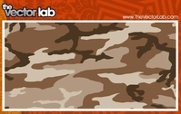 Brownie Camouflage Pattern