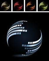 Dynamic Lines Of The Symphony Ball