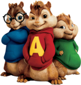 alvin and the chimpmunks PSD