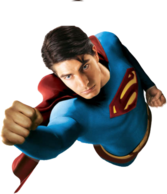 SuperMan PSD
