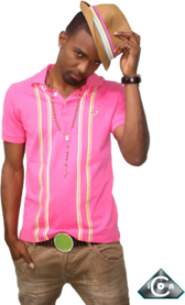 Konshens (Jamaican Artiste) - Cut Out 02 PSD