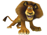 (Alex) Madagascar 3: Europe's Most Wanted PSD
