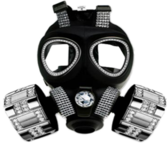 Gas Mask 2 PSD