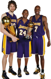 Lakers PSD