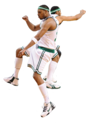 Paul Pierce & Eddie House PSD