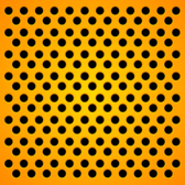 Orange Carbon Background Vector Free