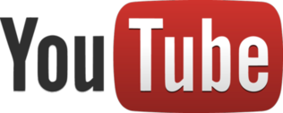 Youtube Logo High Quality PSD