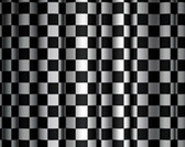 Free Vector Art. Checkered Curtain