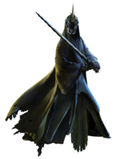 Witch King Angmar (Lord of the Rings) PSD
