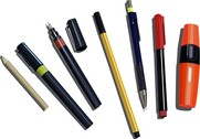 Pens, Pencils And Markers Free