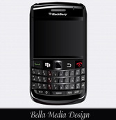 Vector BlackBerry Bold 9700