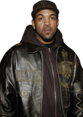 Lloyd Banks In Brown PSD