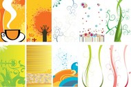 Background Vector Fashion
