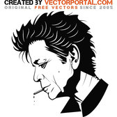 LOU REED VECTOR TRIBUTE.eps