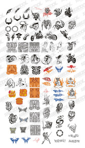 Vector Graphic Elements Of The Tide