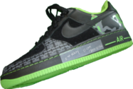 Air Force One |Green| PSD