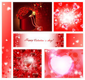 Valentine's Day Romantic Element Vector Material Love Heart Heart-shaped