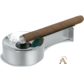 Cigar w/Fancy Ashtray PSD