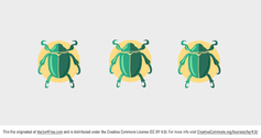 Green Vector Beetle