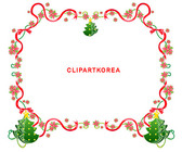 Christmas Exquisite Lace Vector Graphic-16