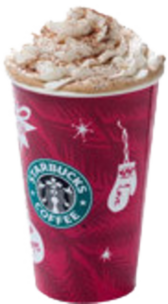 Starbucks PSD