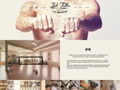 InkTattoo One Page Template