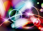 Abstract Colorful Design Background