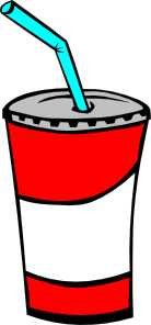 Soft Drink in a Cup