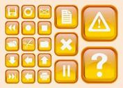 Shiny Buttons Graphics