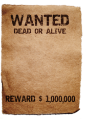 Wanted PSD