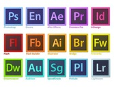 Adobe Creative Suite Family Software Logo