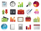 Finances Icon Set