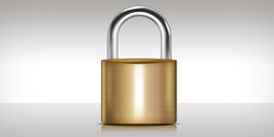 Lock icon (PSD & PNG)