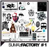 Vector Graphics: Suma'z Factory Back in Black