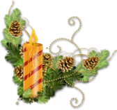 Christmas and New Year Decoration PSD