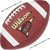 Wilson Leather Football PSD