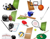 Free Sport Icons Vector Collection