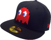 Red Pacman Animal New Era Fitted PSD