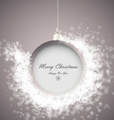 Christmas 2013 background vector for free