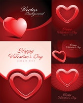 Valentine's Day Heart-shaped Texture Of The Background Vector M Valentine's Day Happy Valentins Day Crystal Texture