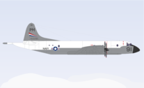 Lockheed P-3 Orion Aircraft color