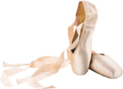 Ballet Slippers PSD