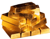 Gold Bricks PSD