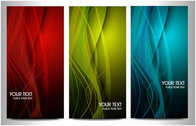 The Trend Of Colorful Dynamic Graphics Card 03 - Vector Color Dynamic Graphics Cards